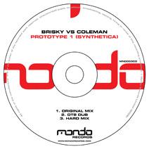 MND003CD: Brisky vs Coleman - Prototype