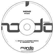 MND005CD: Mono - Rise