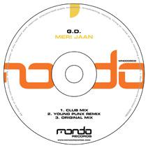 MND008CD: G.D. - Meri Jaan