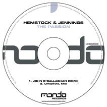 MND024CD: Hemstock & Jennings - The Passion