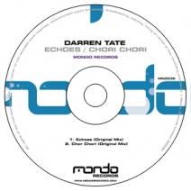 MND038CD: Darren Tate - Echoes / Chori Chori