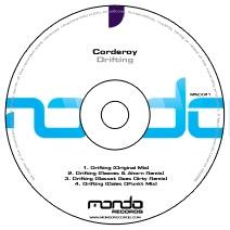 MND041CD: Corderoy - Drifting
