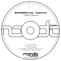 MND053CD: Santerna feat. Catherine - 1000 Stars