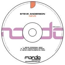 MND068CD: Steve Anderson - Neve