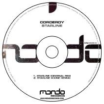 MND069CD: Corderoy - Starline