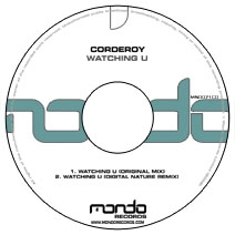 MND071CD: Corderoy - Watching U