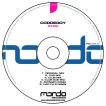 MND077CD: Corderoy - Kyrie