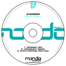 MND082CD: Avenger - First Sight
