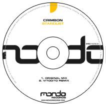 MND105CD: Crimson - Stardust