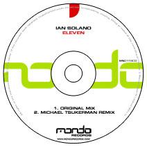 MND116CD: Ian Solano - Eleven