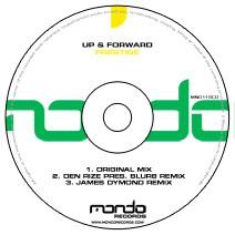 MND118CD: Up & Forward - Prestige