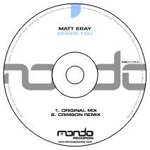 MND119CD: Matt Eray - Beside You