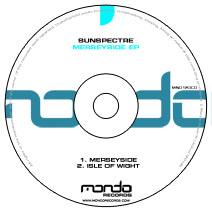 MND123CD: Sunspectre - Merseyside EP