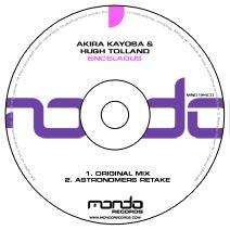 MND124CD: Akira Kayosa & Hugh Tolland - Enceladus
