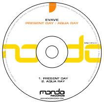 MND125CD: Evave - Present Day / Aqua Ray