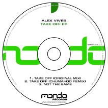 MND135CD: Alex Vives - Take Off EP