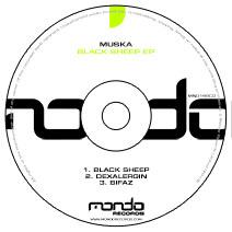 MND149CD: Muska - Black Sheep EP
