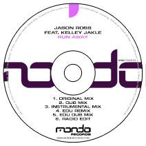 MND165CD: Jason Ross feat. Kelley Jakle - Run Away