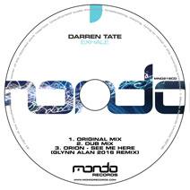 MND218CD: Darren Tate - Exhale
