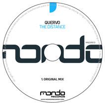 MND255CD: Quervo - The Distance
