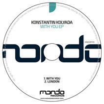 MND257CD: Konstantin Kolyada - With You EP
