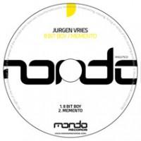MND275CD: Jurgen Vries - 8 Bit Boy / Memento