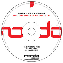 MND003CD: Brisky vs Coleman - Prototype