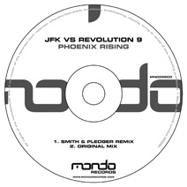 MND006CD: JFK vs Revolution 9 - Phoenix Rising