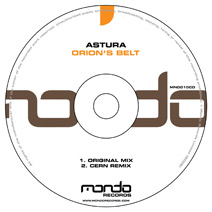 MND010CD: Astura - Orion's Belt
