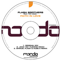MND026CD: Flash Brothers - Faith In Love