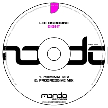 MND084CD: Lee Osborne - Eight