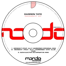 MND086CD: Darren Tate - Midnight EP