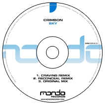 MND093CD: Crimson - Sky