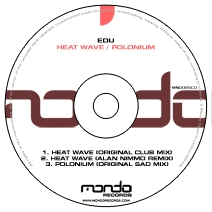 MND095CD: EDU - Heat Wave / Polonium