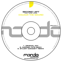 MND099CD: Second Left feat. Susie Ledge - Colour The Sound