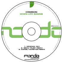 MND101CD: Crimson - When Life Begins