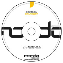 MND105CD: Crimson - Stardust