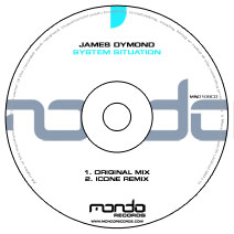 MND109CD: James Dymond - System Situation