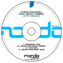 MND111CD: Chris Cockerill feat. Mitch Tribick - With Angels