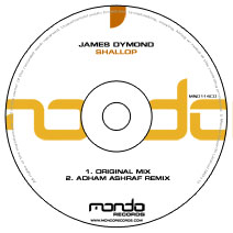 MND114CD: James Dymond - Shallop