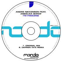MND115CD: Andre Nikkensen feat. Angelika Borof - I'm Freezing
