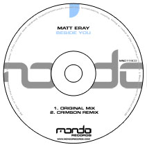 MND119CD: Matt Eray - Beside You