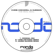 MND121CD: Chris Cockerill & Husman - The Real Deal