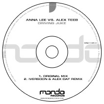MND132CD: Anna Lee vs. Alex Teeb - Driving Juke