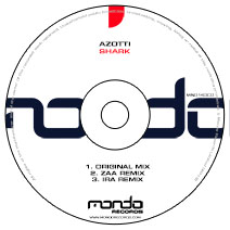 MND143CD: Azotti - Shark
