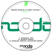 MND144CD: Mark Nails & First Effect - Amalfi