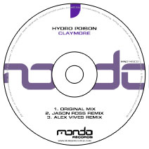 MND145CD: Hydro Poison - Claymore