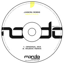 MND147CD: Jason Ross - Nightfall