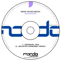 MND177CD: Igor Dyachkov - Boosted