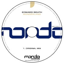 MND184CD: Edward South - Wonderland